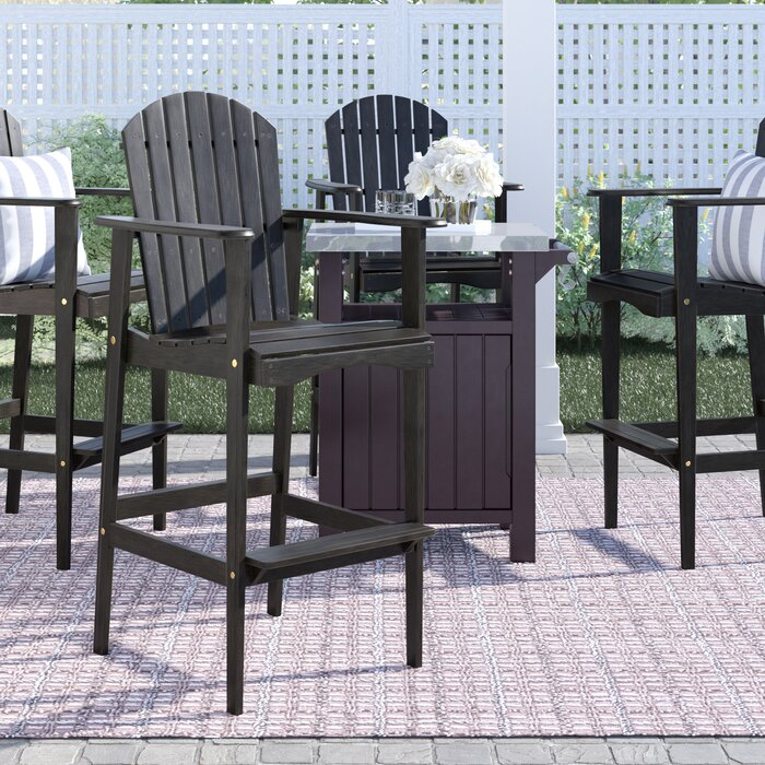 Cool Lovina Solid Wood Adirondack Chair Customarchery Wood Chair Design Ideas Customarcherynet