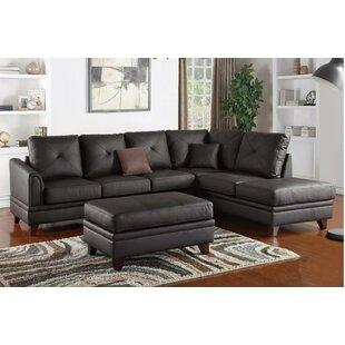 Jurupa Leather Sectional