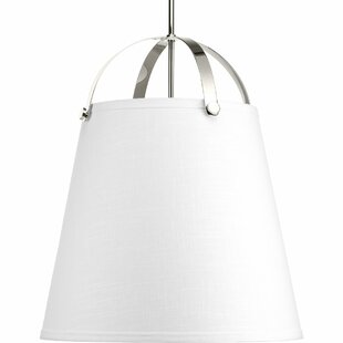 Darby Home Co Queenie 3-Light Cone Pendant