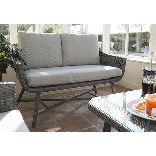 Lamode Garden Sofa With Cushions Image