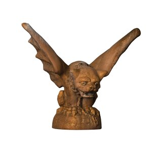 OrlandiStatuary Gargoyles Fat Headed Statue