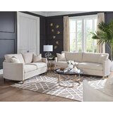 Pattonsburg 2 Piece Living Room Set by Everly Quinn