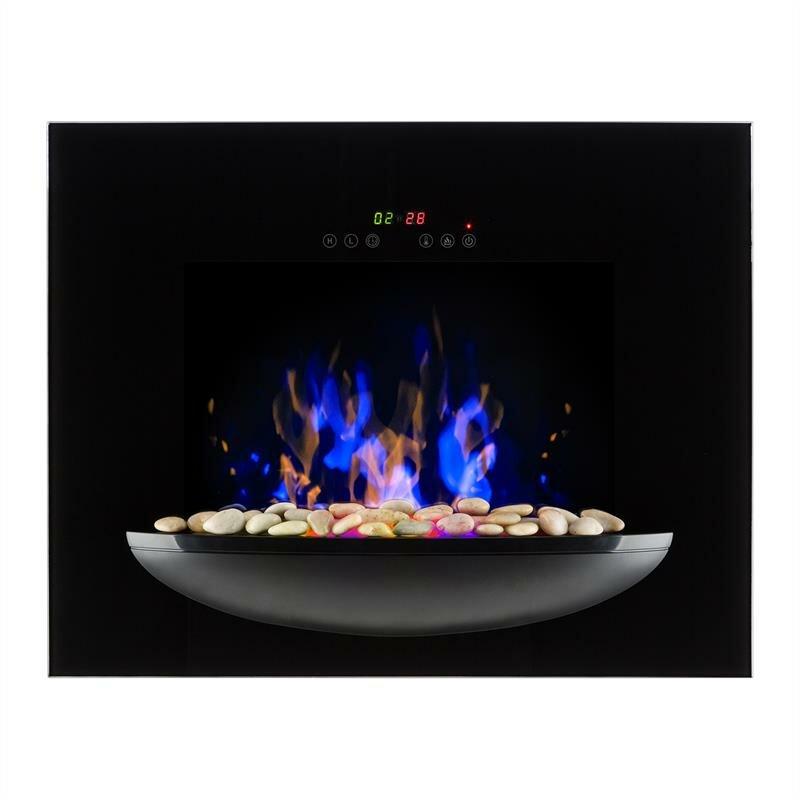 Klarstein Electric Fireplace Insert Wayfair Co Uk
