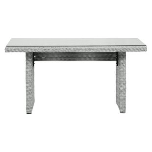 Safire Rattan Dining Table Image
