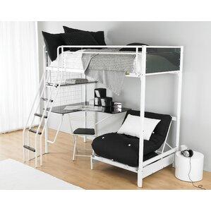 K L Shaped Bunk Bed