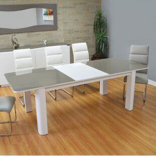 Shayne Extendable Dining Table Ebern Designs
