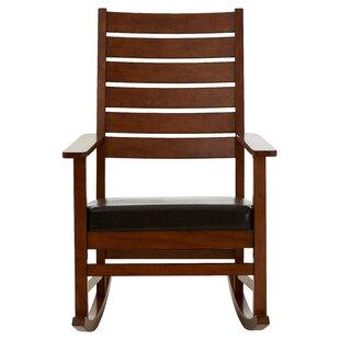 Gullane Rocking Chair By August Grove