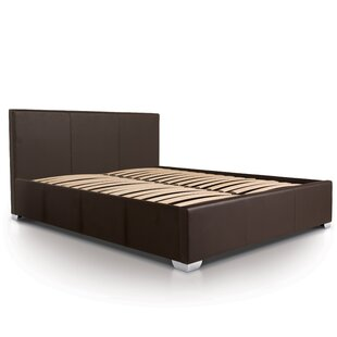 Upholstered Ottoman Bed Frame By Wade Logan