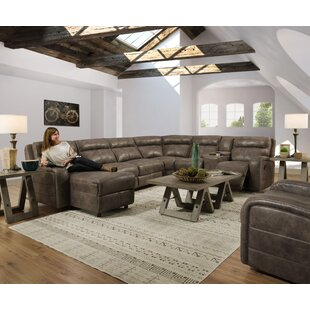 Asenath Reclining Sectional by Red Barrel Studio