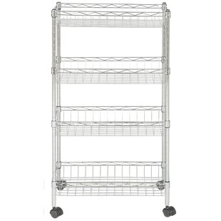 Rebrilliant Stainless steel Baker's Rack