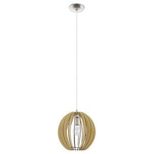 Waltham 1-Light Globe Pendant