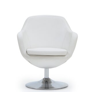 Wharton Swivel Armchair by Wade Logan SKU:ED522368 Reviews