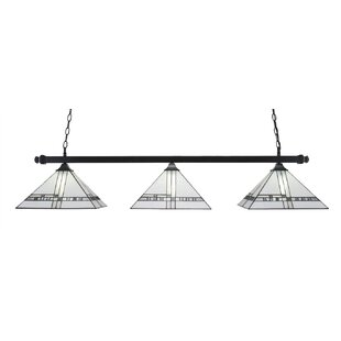 Loon Peak Kasturi 3-Light Kitchen Island Pendant