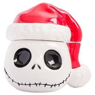 Nightmare Before Christmas Christmas Cookie Jar