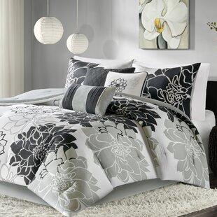 Broadwell 7 Piece Reversible Comforter Set
