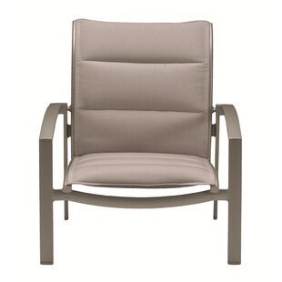 Elance Padded Sling Patio Chair