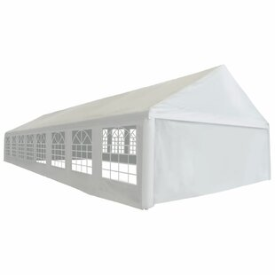 Foerer 6m X 16m Steel Party Tent By Sol 72 Outdoor