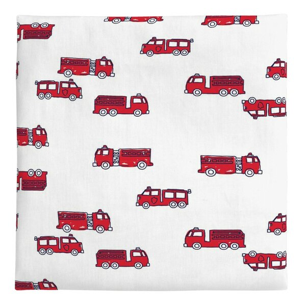 Fire Truck Sheets Wayfair