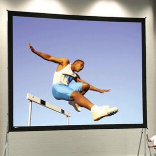 Great choice Fast Fold Portable Projection Screen By Da-Lite