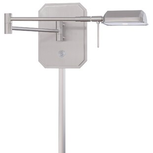 Latitude Run Reitz Swing Arm Lamp