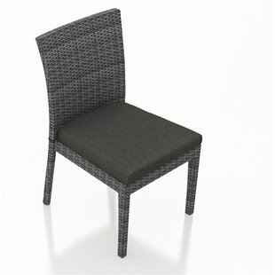 Hobbs Patio Dining Chair with Cushion (Set of 2)