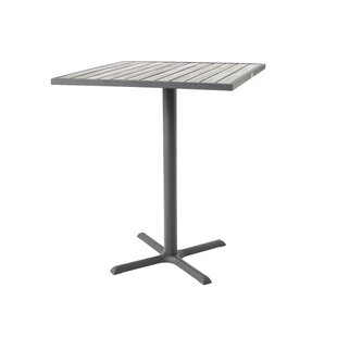 Mason Powder Coated Aluminum Bar Table