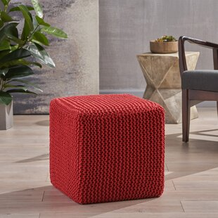 Mesa Pouf by Wrought Studio