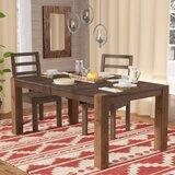 Trevion Leg Extendable Dining Table by Mistana™