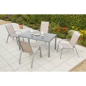 4-Sitzer Gartengarnitur Jannis von Kampen Living