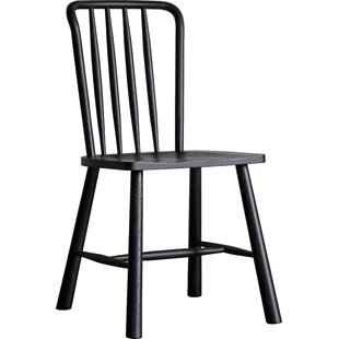 Gulfport Solid Wood Dining Chair (Set Of 2) By August Grove