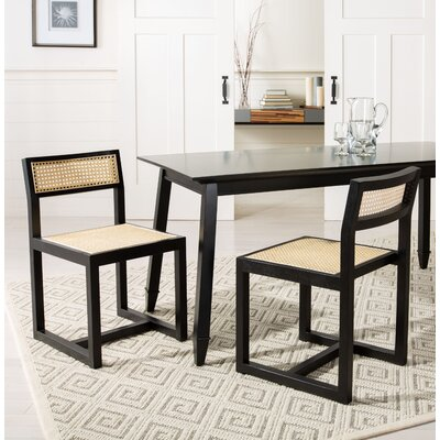 Side Wicker Amp Rattan Kitchen Amp Dining Chairs You Ll Love