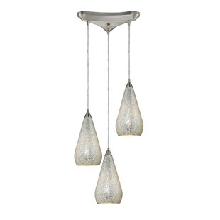Elick 3-Light Pendant by House..