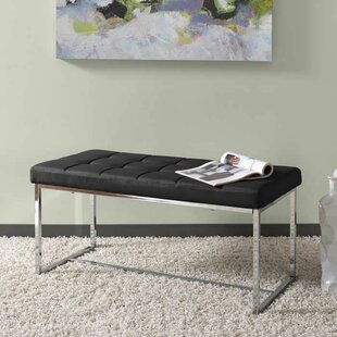 Montclare Modern Upholstered Bench by Orren Ellis