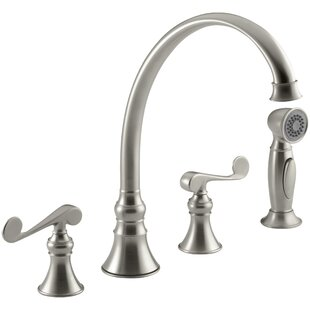 4 Hole Kitchen Faucet Wayfair