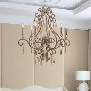 Astoria Grand Avon 6-Light Chandelier