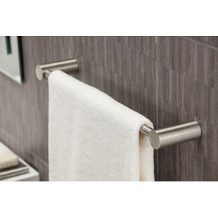 towel bar shower door quickview towel bars youll love wayfair