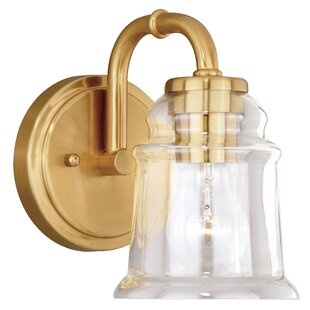 Affordable Klingbeil 1-Light Bath Sconce By Zipcode Design