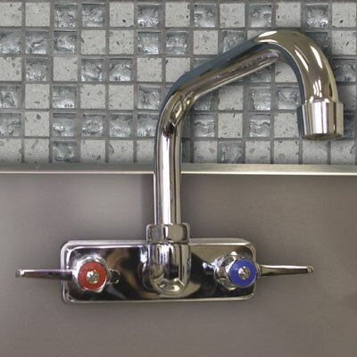 A-Line by Advance Tabco Wall Mounted Utility Sink Faucet