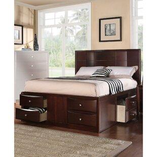 Chaudri Storage Standard Bed