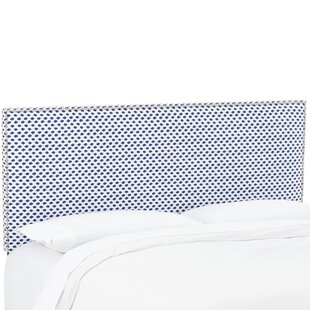 Brayden Studio Frederick Upholstered Panel Headboard