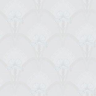 Jubileum 10.05m L x 53cm W Lilja Roll Wallpaper by East Urban Home