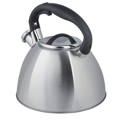 Mccown 3L Stainless Steel Whistling Stovetop Kettle Symple