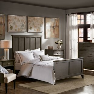 Yardley Panel Bed by Madison Park Signature