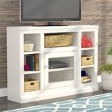 Coconut Creek Corner TV Stand for TVs up to 50 by Beachcrest Home