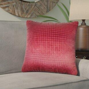 Karen Solid Throw Pillow (Set of 2)