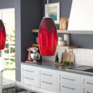 Ebern Designs Hillpoint 1-Light Cone Pendant