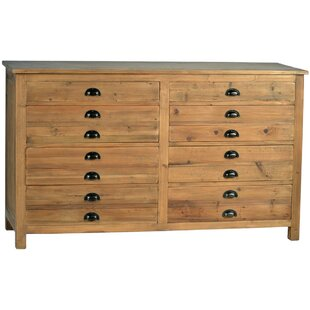 Inexpensive Delaware 8 Drawer Double Dresser by Foundry Select