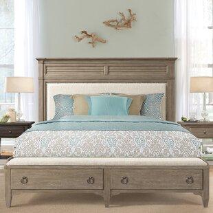 Manhart Upholstered Storage Platform Bed by Gracie Oaks