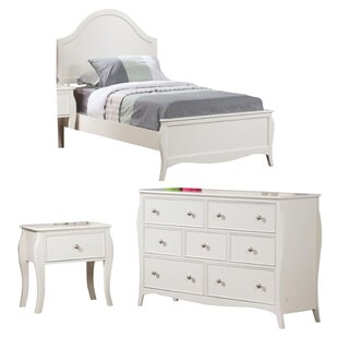 Cumby Panel Configurable Bedroom Set