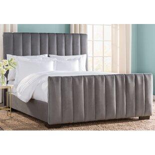 Ivy Bronx Dovercourt Upholstered Platform Bed